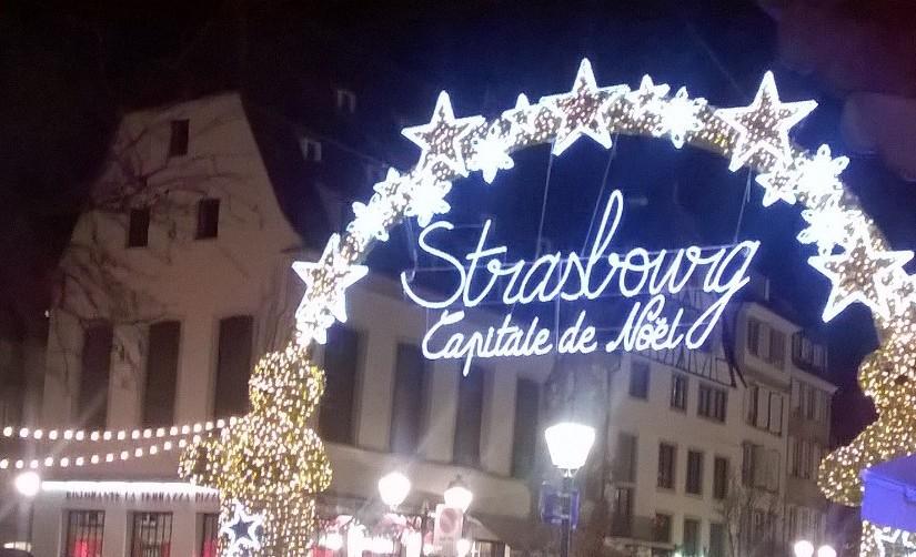 Les marchés de Noël enAlsace