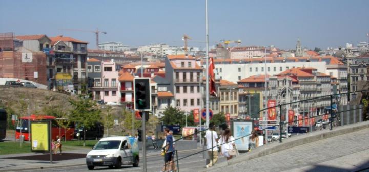 Mon sejour a Porto