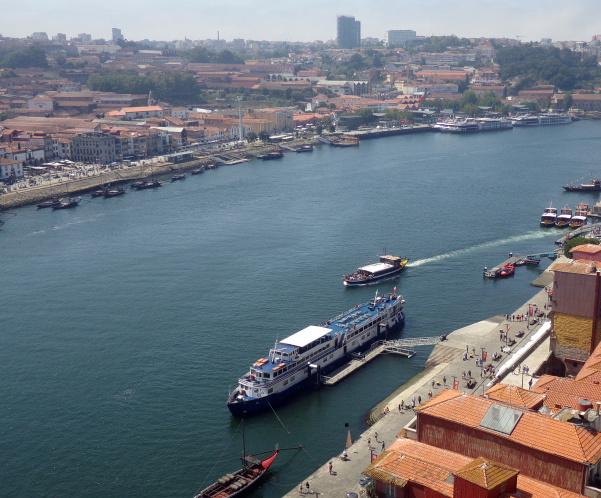 Mon séjour àPorto