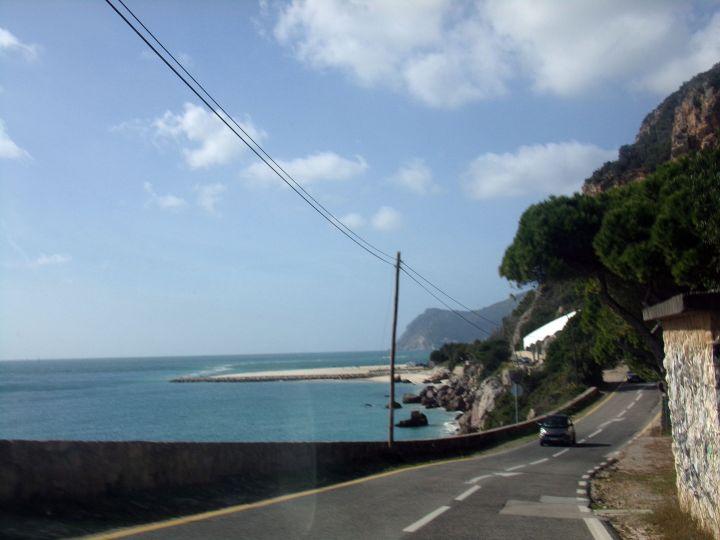 Route Setúbal / Arrábida