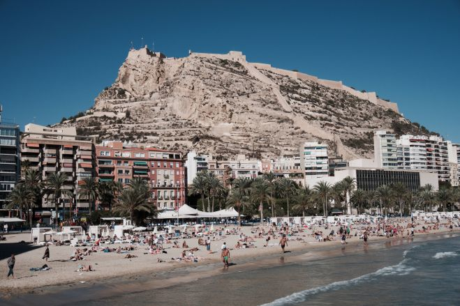 Voyage pas cher Alicante