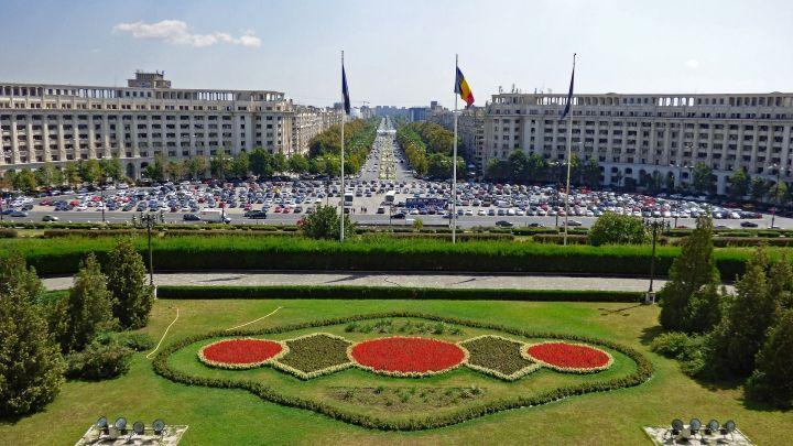 Voyage pas cher Bucarest