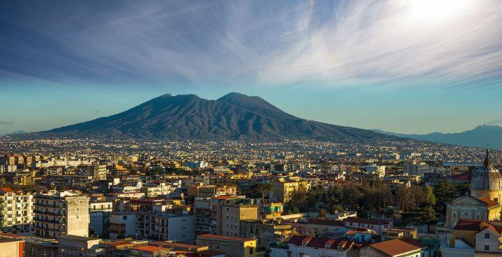 Voyage pas cher Naples