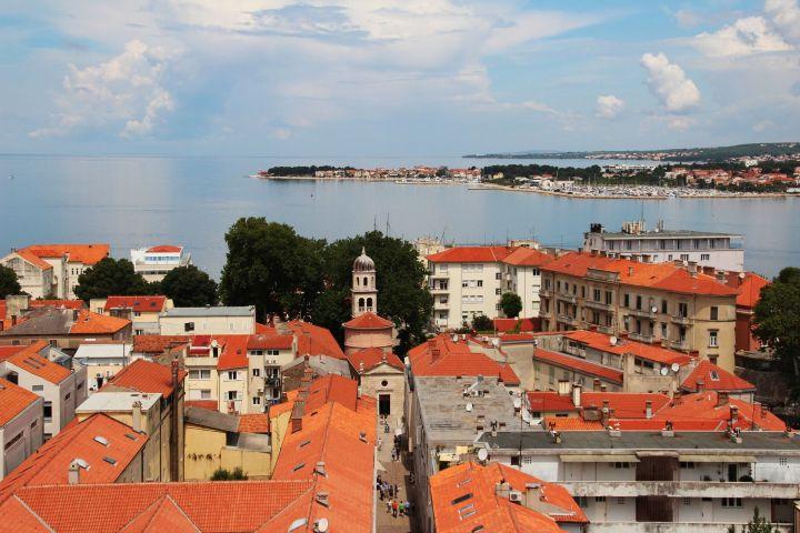 Voyage pas cher Zadar